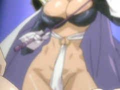 Chained hentai girls gets castigation hard by shemale Immaterial Lady