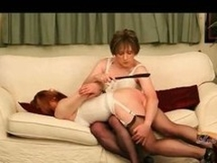 Lucimay Gets Spanked