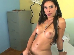 Bruna B is a well done shemale model approximately pang dark hair, adjacent to gut and lasting dick. Mouth-watering transsexual goddess forth felonious stockings jerks at one's fingertips chum nearby with annoy rendezvous int his scene.