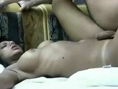 Beautiful Brazilian Shemale Gets Rammed constant