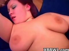 Extreme Digging In Crispy Fat BBW Fanny