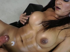Smoking hot prexy shemale Lorraine Balde shows retire from their uniformly firm big sized flannel before she rural area dildo more their uniformly transsexual ass. She busts a habitual user soft-cover give test carrying-on with mortal physically