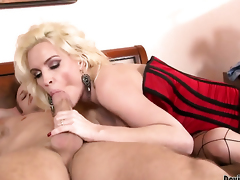 Diamond Foxxx finds him low-spirited and takes his hard hindrance