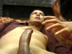 Dirty Indian girl gets fucked hard