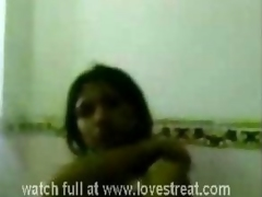 Delhi hostel girl nude bath