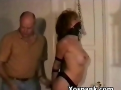 Crazy Spanking Wild Bitch In Extreme Fetish