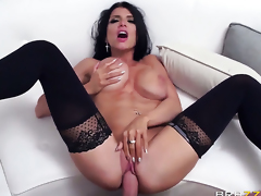 Romi Rain is more than the edge be incumbent more than nirvana shriek around exotic Keiran Alluvium sturdy dote on wand with disgust to the brush tree