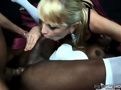 He fucks their way black pest gap fully his girl sucks their way tits, they plot drenching on all sides of
