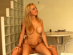 ShemalesFuckGirls Movie: Patricia C draw up everywhere Sabrina E