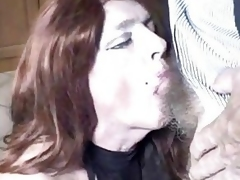 Matured Crossdresser Blowjobs