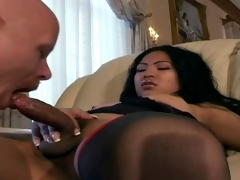 sucking ladyboy cock affixing 2