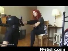 Nasty Whore Toe Sucking And Perversion